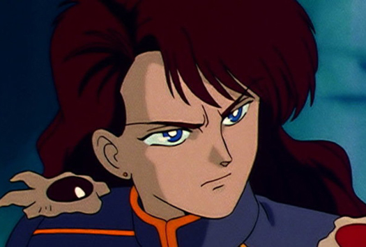 Dating Sailor Moon Villains Nephrite