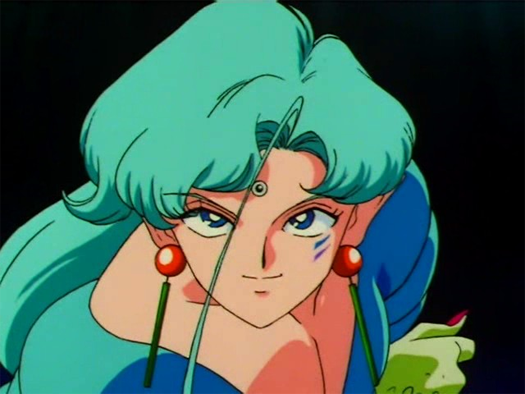 Dating Sailor Moon Villains fish eye