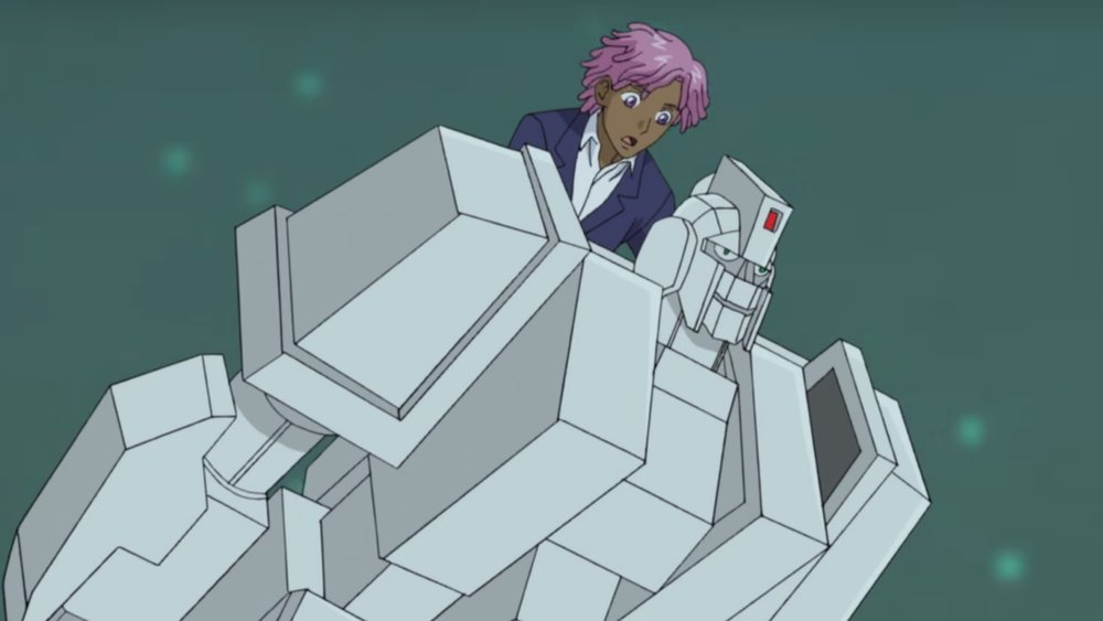Neo Yokio: the Anti-Capitalist Revolution -- that robot is jude law