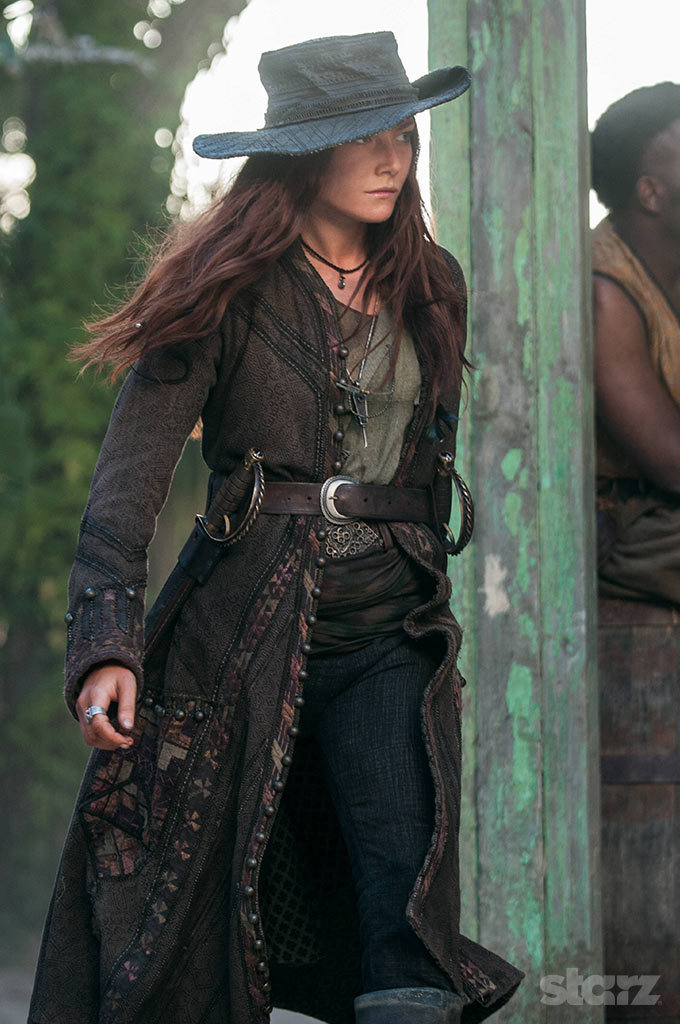 Get the Look: Anne Bonny -- Pirate Coat