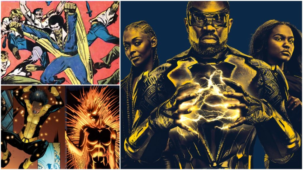 Black (Super)Power -- Black Lightning
