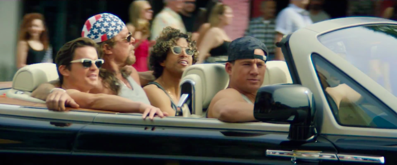 Lessons from the Road (and Magic Mike XXL) - cruisin'